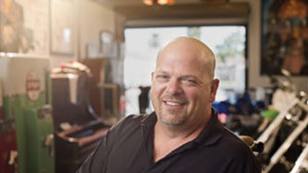 Rick Harrison. Image courtesy of HISTORY/Pawn Stars