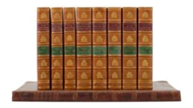 Capt. Cook book set