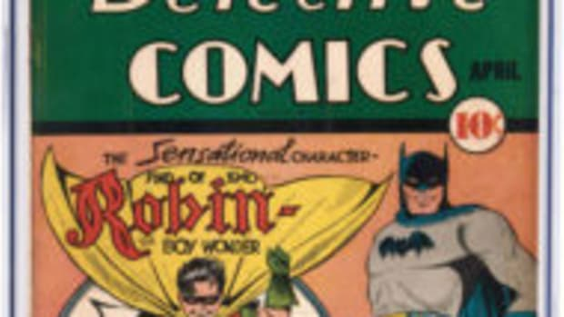 Detective Comics_Robin Boy Wonder