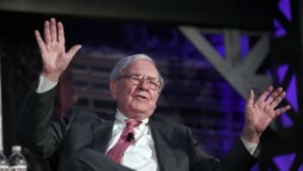 Warren Buffett. Photo by Bill Pugliano/Getty Images