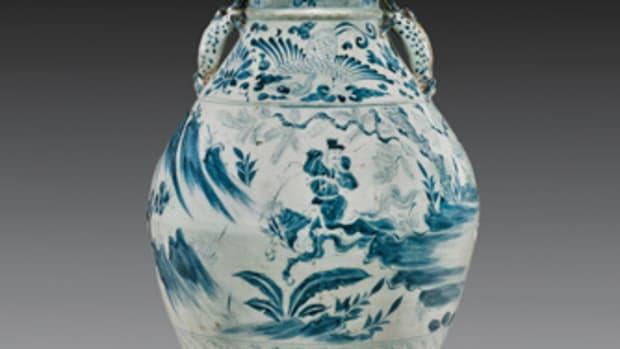 Yuan Dynasty porcelain