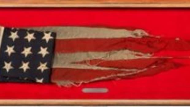 D-Day flag