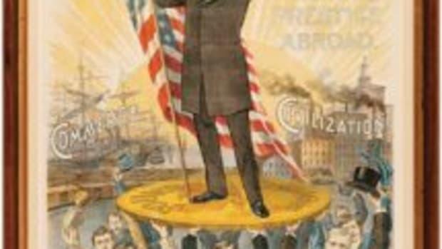 McKinley Prosperity poster