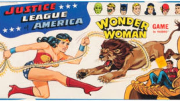 WonderWoman game