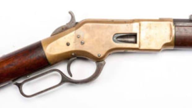 Winchester Model 1866 rifle