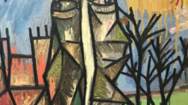 Souza's painting.