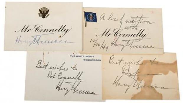 Truman Letters