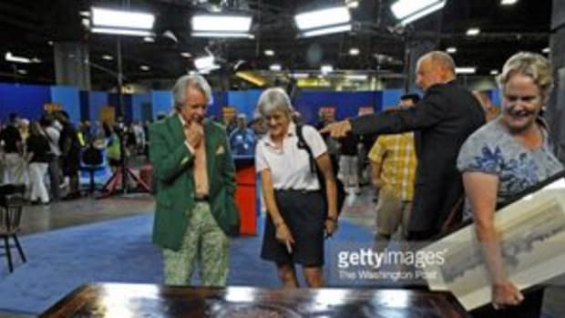 Antiques Roadshow photo