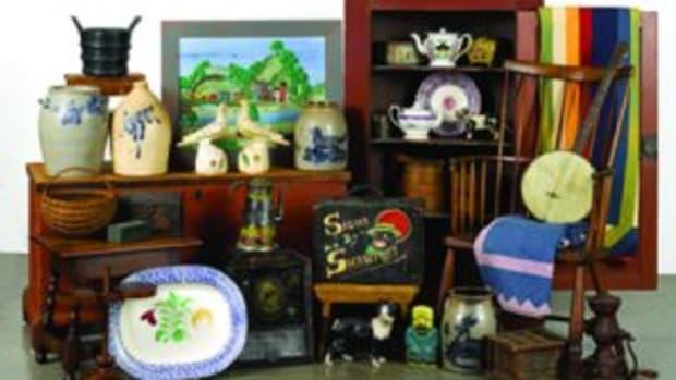 decorative arts sale items