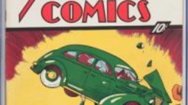 """Action Comics #1"""
