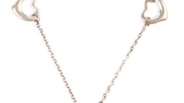 Tiffany and Peretti necklace