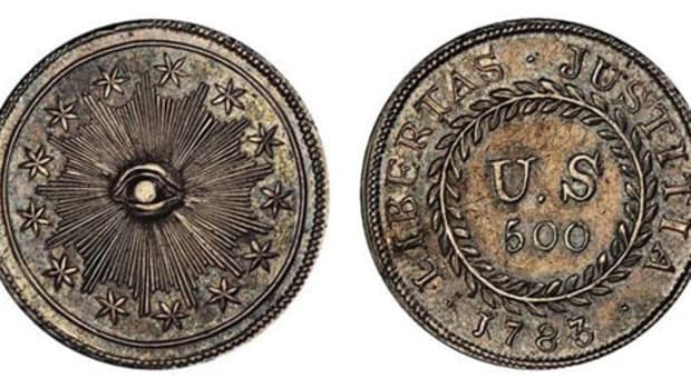 Plain Obverse Nova Constellatio Quint