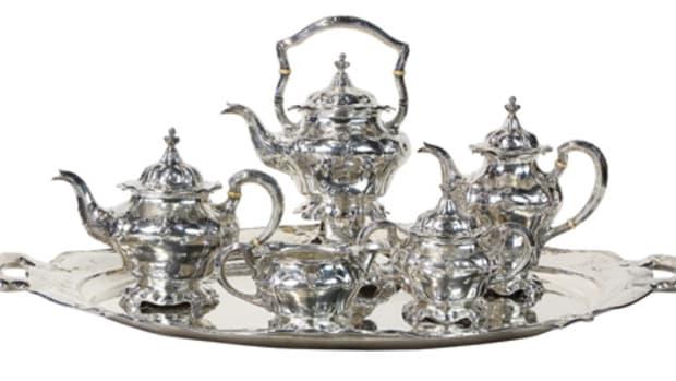 Gorham Sterling silver service