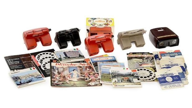 Sawyer's View-Master sets five