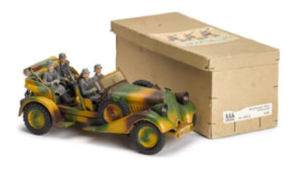 military toy example