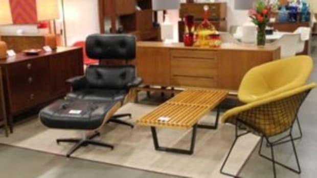 Designer mid-mod furniture