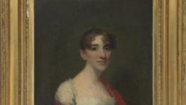 Portrait Gilbert Stuart