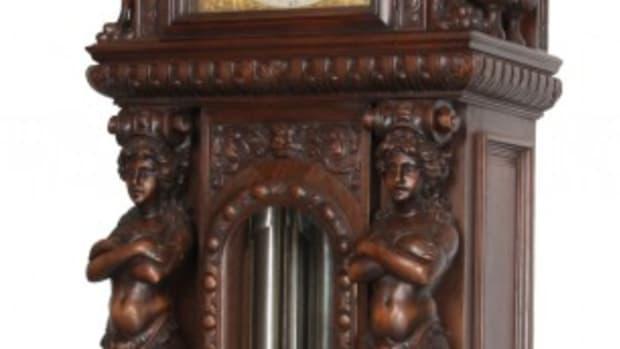 Horner grandfather clock