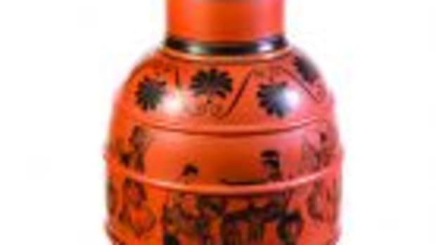 Large Haeger Pottery vase