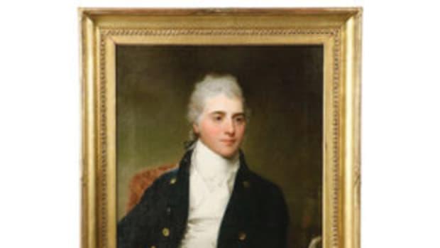 Stuart portrait