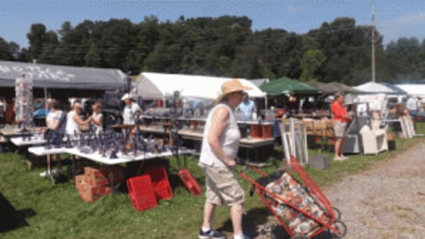 Hillsville Labor Day Flea Market