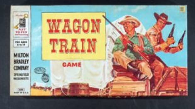 Wagon Train Game