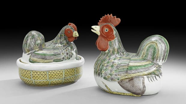chicken tureens