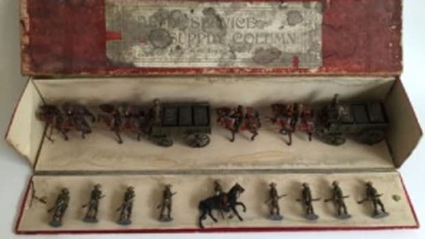 Britain Boer War collectible