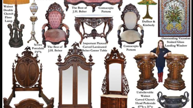 American Antique Museum Auction
