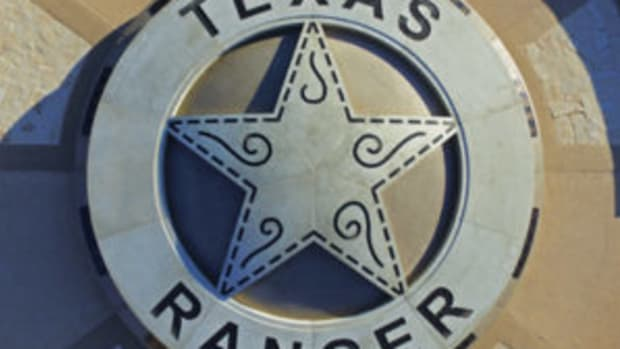 Texas Ranger Ring of Honor