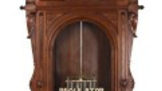 No. 47 regulator clock