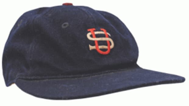 Babe Ruth cap