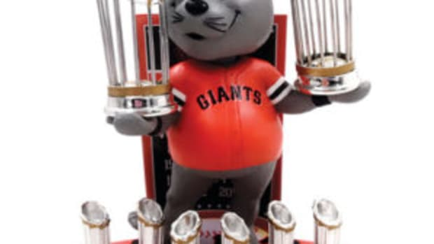 San Francisco Giants bobblehead
