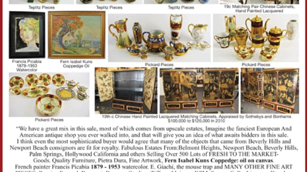 Don Presely Auction