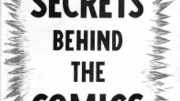 Secrets Behind the Comics by Stan Lee