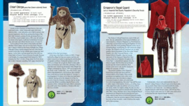 Another sample page from 'The Ultimate Guide to Vintage Star Wars Action Figures 1977-1985.'