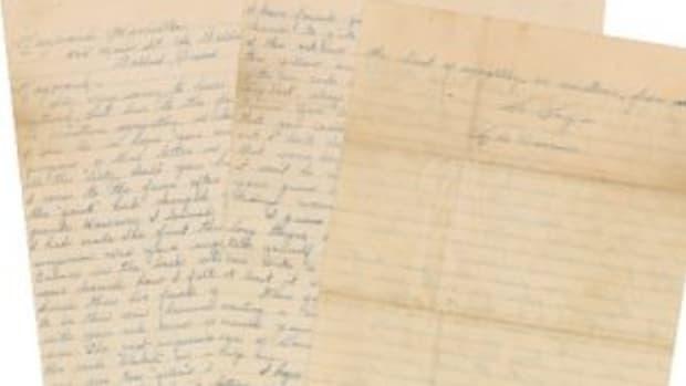 Barrow Letter