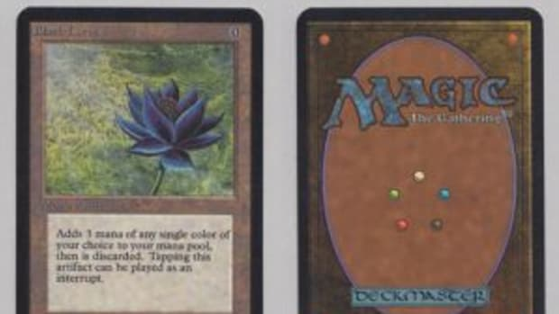 Black Lotus Card