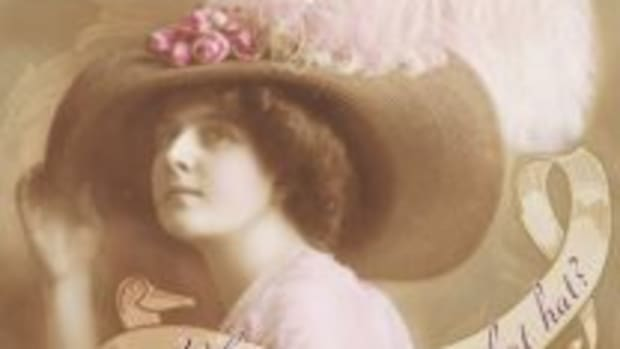 "Click here to buy ""Edwardian Ladies Hat Fashions: Where Did You Get That Hat?"" at Amazon.com. Available at booksellers nationwide and online."