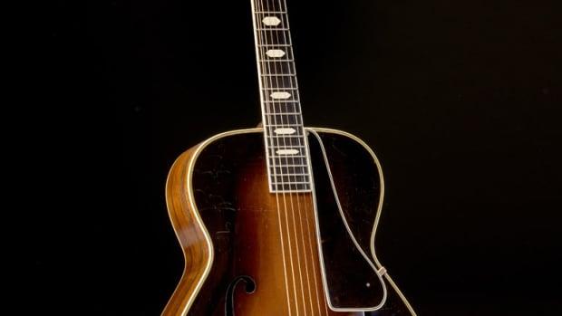 Martin F-9 guitar