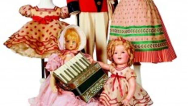 Shirley Temple memorabilia