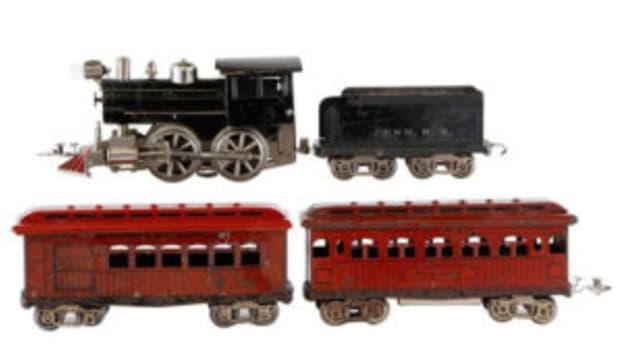 Elektoy locomotive set