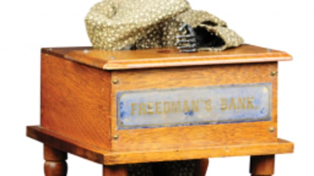 Freedman's mechanical bank