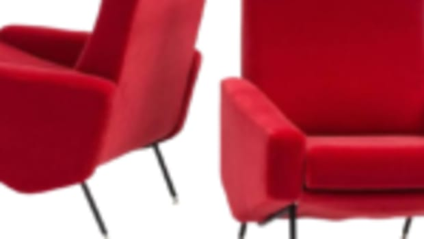 Troika lounge chairs