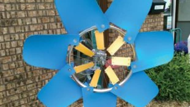 windmill hybrid