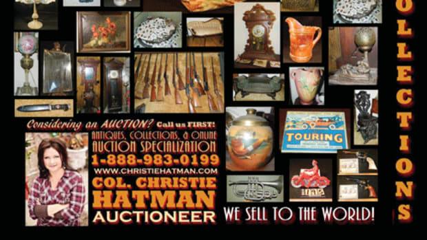 Christie Hatman Auctioneer