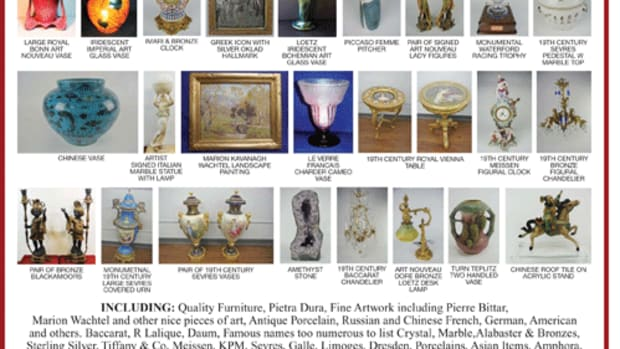 Don Presley March 15 auction