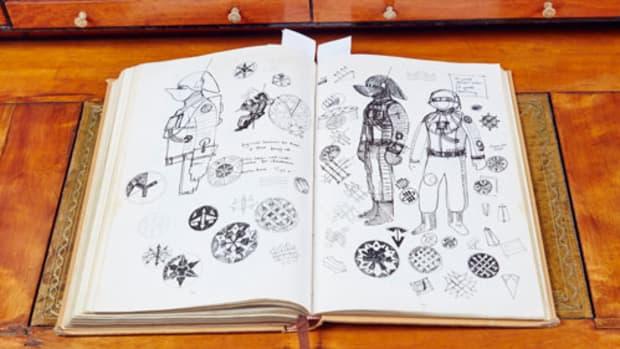 Star Wars costume designs