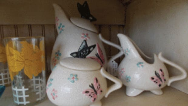 Hull tea set