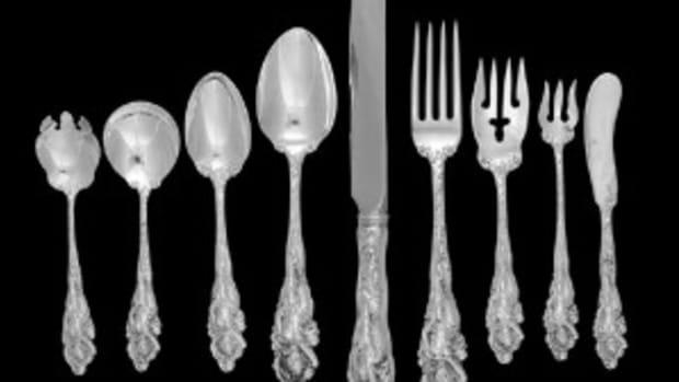 Reed & Barton silver flatware